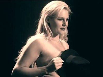 Abi Titmuss Striptease Video