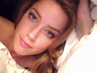 Amber Heard leaked nude video