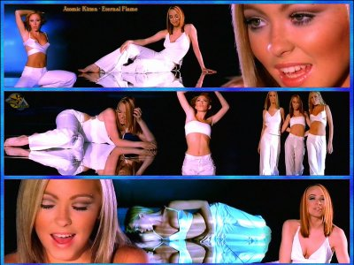 Atomic Kitten kinky pictures