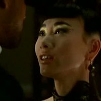 Filthy Bai Ling seduces Will Smith