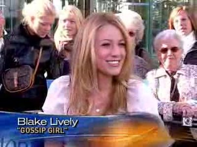 Blake Lively Tv Interview