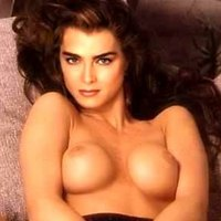 Brooke Shields Fake