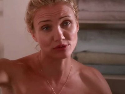 Cameron Diaz In Sex Tape