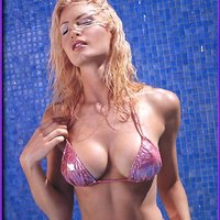 Caprice Bourret Breathtaking pics with incomparable hottie!