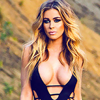 Carmen Electra Swimsuit Crazy Sextastic In Galore