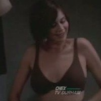 Beautiful Catherine Bell with the perfect busters