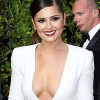 Amazing Cheryl Cole cool cleavage