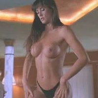 "Demi Moore Cut scenes from the movie ""Striptease"""
