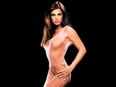 Elisabetta Canalis Naked and hot