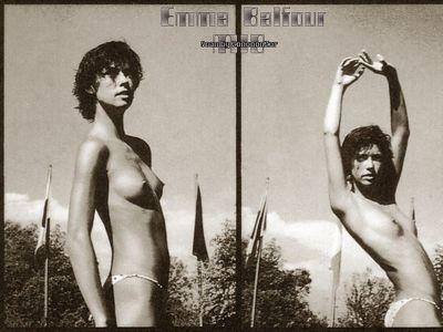 Boughton  nackt Emma Emma Boughton