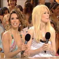 Hot and unforgettable TV appearance with Eva Longoria