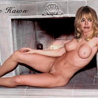 Goldie Hawn Fake