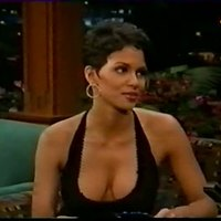 Halle Berry Tv Appearance