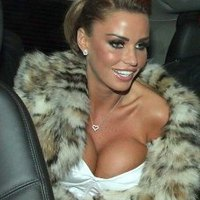 Katie Price huge boobs