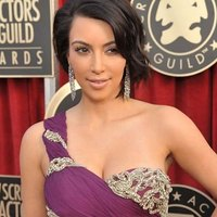 Kim Kardashian Hot At Screen Actor's Guild Awards