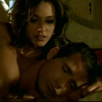 Krista Allen sex seductive scenes from Raven movie