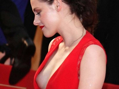 Careless celebrity Kristen Stewart