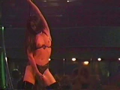 Lucy Liu striptease scenes from City of Industry