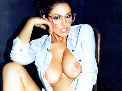 Lucy Pinder looks fresh and hot again
