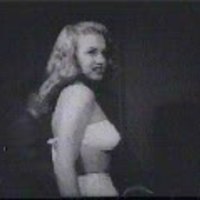 Teasing video with Marilyn Monroe