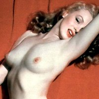 Marilyn Monroe and her sexy and naked pictures