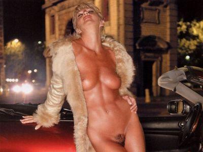 Martine Carol  nackt