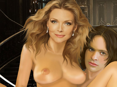 Michelle Pfeiffer Comics