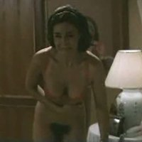 Young Monica Bellucci showing her private parts in 'Lultimo Capodanno!'