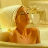 Monica Bellucci taking bath nude in 'Asterix Et Obelix'