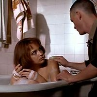 Rachael Leigh Cook taking bath nude in 'Stateside'