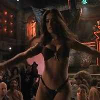 Salma Hayek Sexy Dance From Dusk Till Dawn