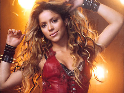 Shakira sexy pictures collection