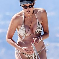Sharon Stone Nipple Slip