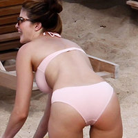 Stephanie Seymour Bikini Shots