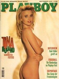Tina Theberge  nackt