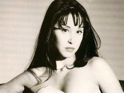 Tina Riccio  nackt